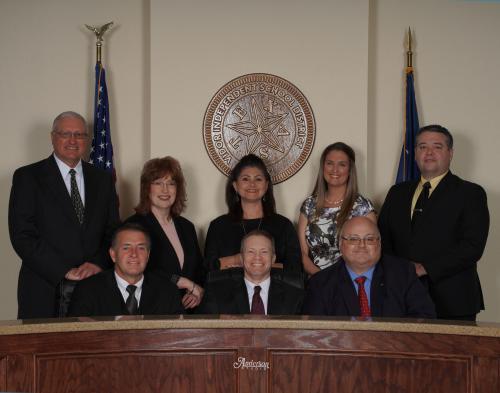 Current Vidor ISD Board of Trustees