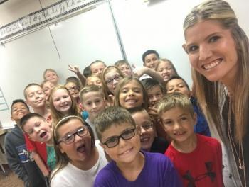 Class Selfie!