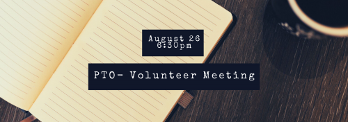 PTO- Volunteer Meeting
