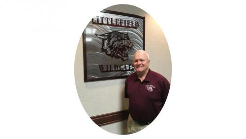 Picture of Mike Read, Superintendent