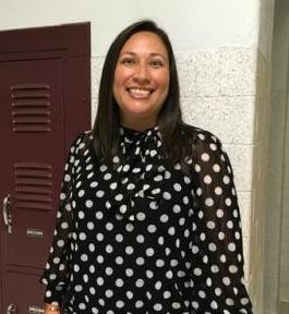 Monica Acevedo, Assistant Principal