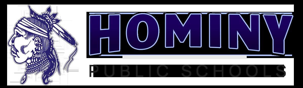 Hominy Public SchoolsLogo