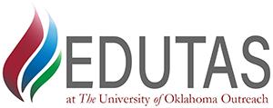 EDUTAS at The University of Oklahoma Outreach logo