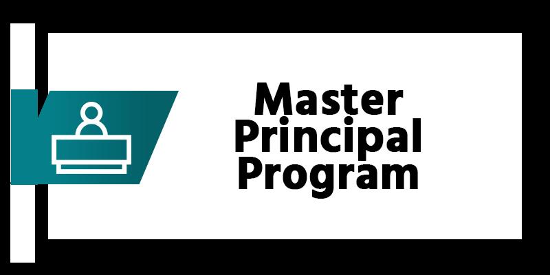 Master Principal Program