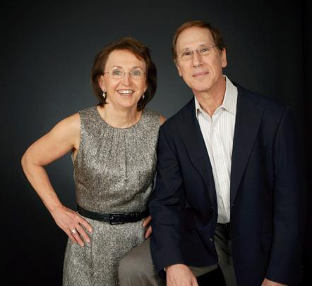Dr. Sulak and Spouse
