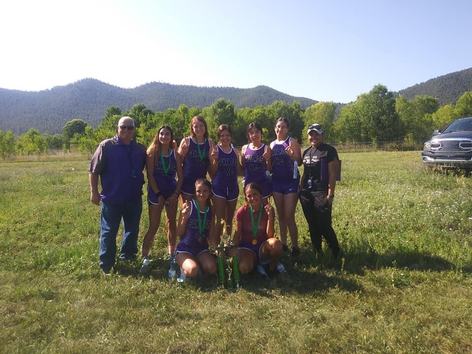 Lady Lion Cross Country