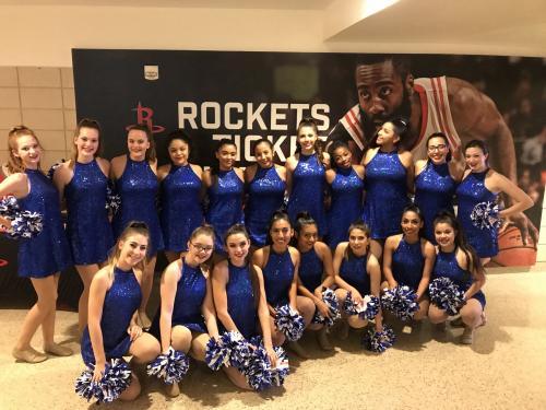 Sapphires at Rockets