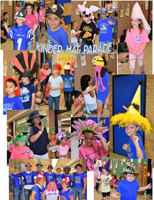 Hat parade 2017