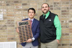 Football Josh Rodriguez Scholarship:  Dante Griner