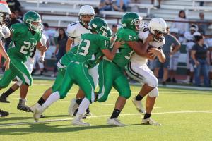 Monahans High School - MHS Freshman Football v. Big Spring ...