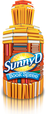 image that helps depict SunnyD Book Spree 2013