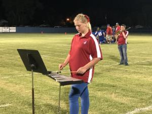 Maysville football game 2019