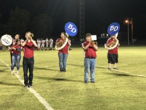 Maysville football game 2019