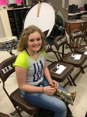 Morgan @ Shortgrass Honor Band