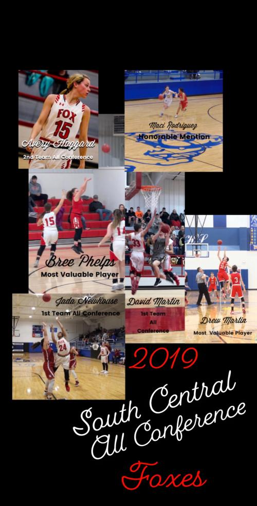 2019 South Central All Conference