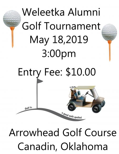 2019 Alumni Golf Tournament