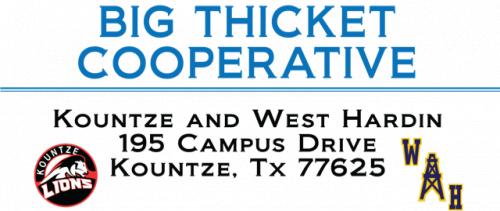 Big Thicket Logo