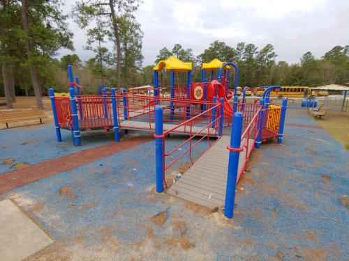 KES playground has been fixed
