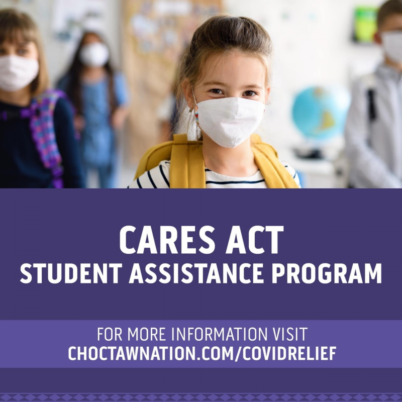 Choctaw Cares Act Deadline Extended