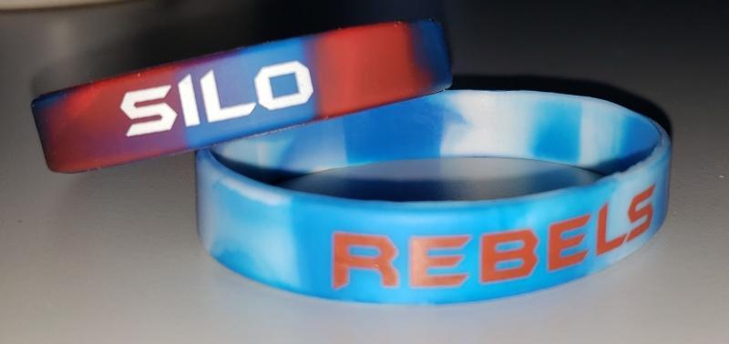 Silo Rebel Bracelets