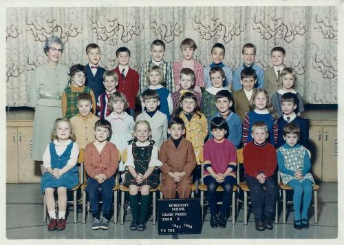 Class Group Photo