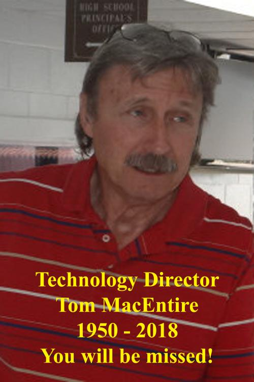 Tom MacEntire