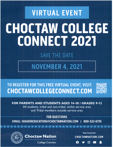 Choctaw College Connect 2021