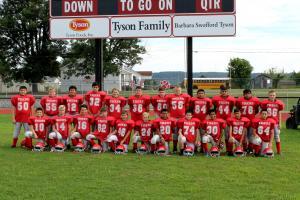 2016 7th Grade Football
