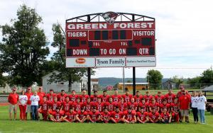 Green Forest Team Photos