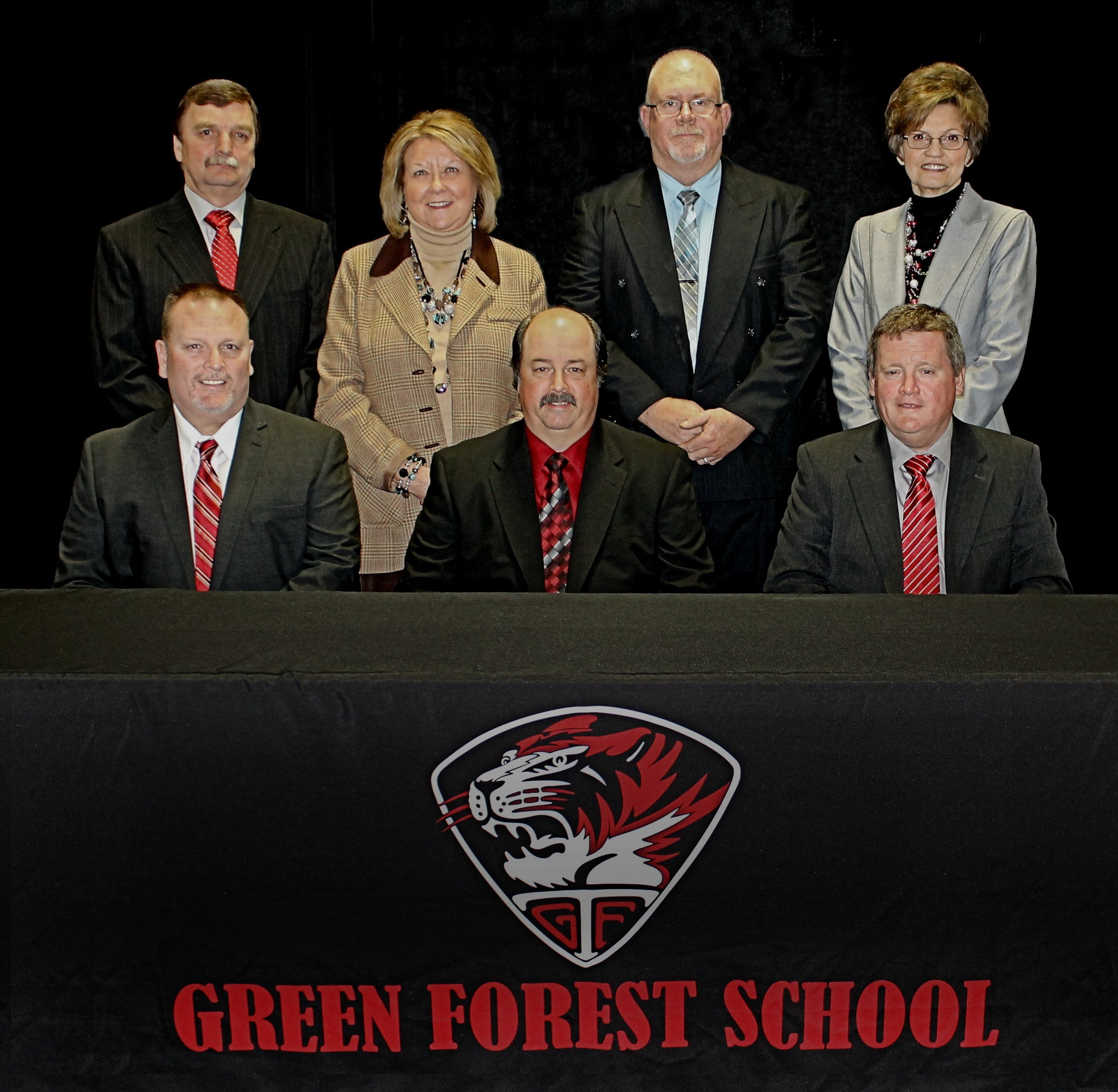Green Forest Board Of Education