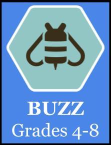 BUZZ Grades 4-8
