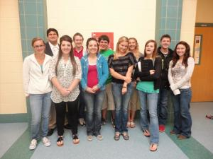 7th Period Child Development 2013!