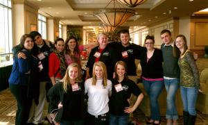 FCCLA@HFHS attending Region IV Convention in Galveston!  (Feb 2013)