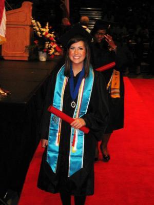 Lamar University Graduation Day: December 2012