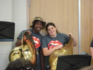 2013-2013 back to school teacher start-up with HFHS band! (2013)