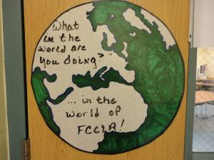FCCLA 2013-2014 Theme...FCCLA:  A World of Opportunities!