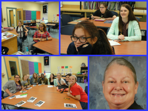 First FCCLA meeting of the 2014-2015 school year!
