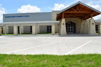 Landscape View facing Elementary School