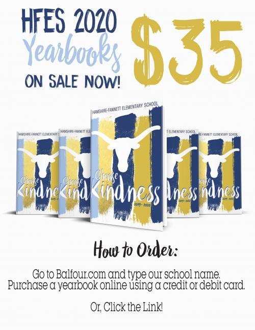 Yearbook Orders