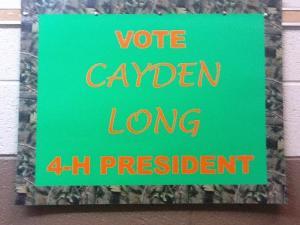 Vote Cayden!!!