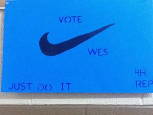 Vote Wes!!!