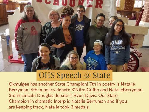 State Speech