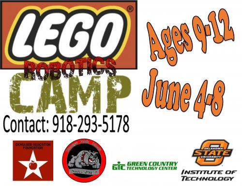 Lego camp