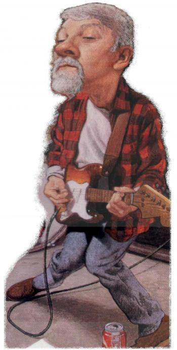 image that helps depict About Steve Garner