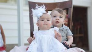 Noah and Emma