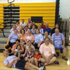 Cottonwood Volleyball Team