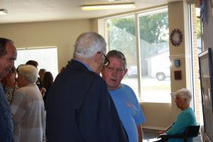 Mr. Warren's Retirement Reception