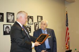 Mr. Warren award