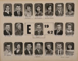 Class of 1962