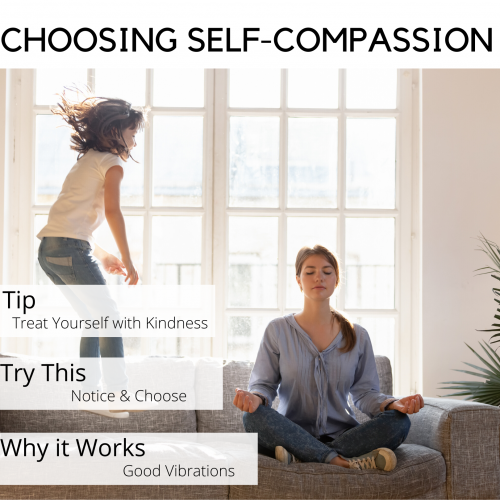 Self-Compassion tips